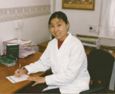 Dr Yu, Chinese Medical Practitioner in Colchester Clinic