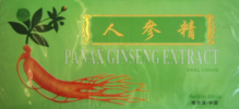 Ginseng Extract - Chinese Medicine